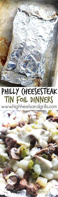 campfire-cheesesteak-foil